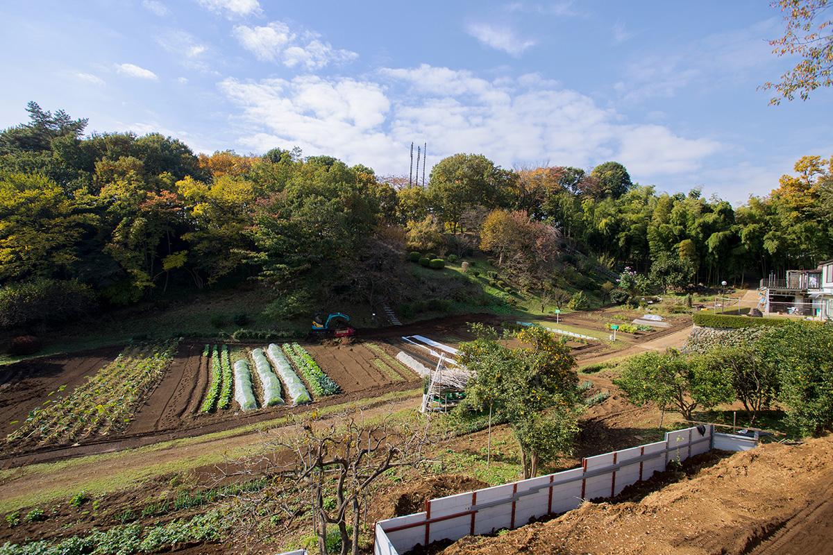 トカイナカヴィレッジ『松本傳左衛門』農園